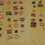 siglas coloridas de transferência [1937-40]